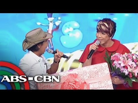Vice Ganda marks birthday on 'Showtime'
