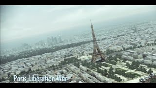 getlinkyoutube.com-Ace Combat: Infinity Paris Liberation War (Co-Op / Ps3)