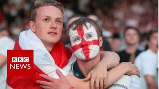 World Cup 2018: 'Let's give them a heroes' welcome' - BBC News width=