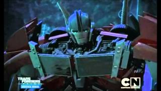 getlinkyoutube.com-Transformers Prime [ITA] il ritorno di Optimus Prime