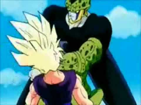 Gohan The Punching Bag Extended 2