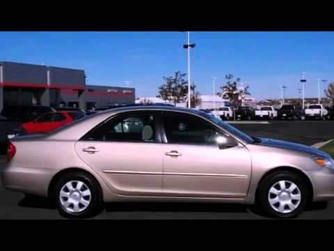 Pre-Owned 2003 Toyota Camry Amarillo TX