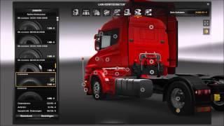 getlinkyoutube.com-[ETS2 v1.21] Scania T Mod v1.7.1 + Cabin Accessories DLC