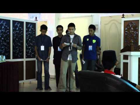 Persembahan 'Geng Budak Nakal' SMK Simpang Rengam