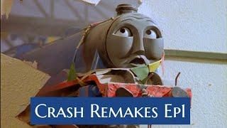 getlinkyoutube.com-Thomas & Friends Crash Remakes Ep 1