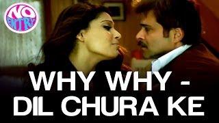 Dil Chura Ke - No Entry | Bipasha Basu & Anil Kapoor | Alisha Chinai | Anu Malik width=