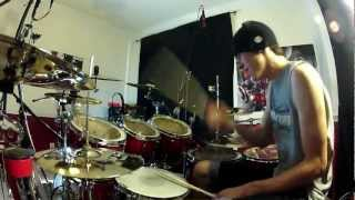 getlinkyoutube.com-Whistle - Drum Cover - Flo Rida