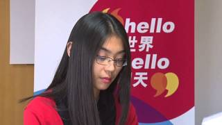 Official IELTS Speaking test of Band 7 by Mandarin Chinese candidate for part 2