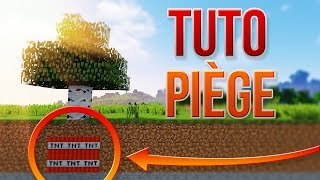 getlinkyoutube.com-TUTO PIÈGE | MINECRAFT