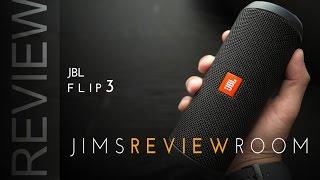 getlinkyoutube.com-JBL FLIP 3 Bluetooth Speaker - REVIEW
