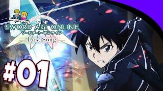 getlinkyoutube.com-Sword Art Online: Lost Song | Episode 1 : Press Start return to ALO!
