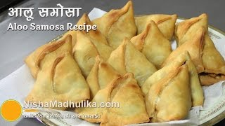 getlinkyoutube.com-Samosa Recipe - Punjabi Samosa recipe - Aloo Samosa Recipe