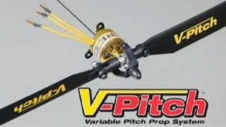 Spotlight: ElectriFly RC V-Pitch Variable Pitch Prop System w/Motor