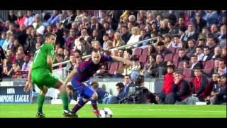 getlinkyoutube.com-Барселона vs Рубин: Игра, которую не забыть