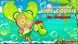 [Review] Cookie Run SS5 : Lime+Mr.Limeguard : คุกกี้รสมะนาว+มิสเตอร์นกหวีด | xBiGx