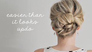 getlinkyoutube.com-Easier Than It Looks Updo