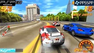 getlinkyoutube.com-Asphalt: Urban GT 2 - PSP Gameplay 1080p (PPSSPP)