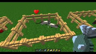 getlinkyoutube.com-Minecraft: How To Breed All Animals