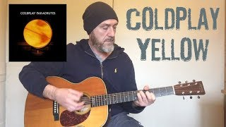 getlinkyoutube.com-Coldplay - Yellow - Guitar lesson by Joe Murphy
