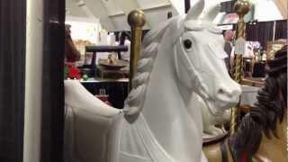 Carousel Horses [Kovels.com]