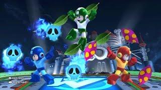 getlinkyoutube.com-Super Smash Bros. Wii U - Every Custom Move (with comparisons)