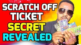 How To Manifest Winning Scratch Off Tickets (SECRET REVEALED!!!)