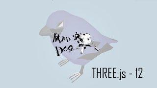getlinkyoutube.com-Learning THREE.js - 12 -- Basic Blender Object to JSON Import