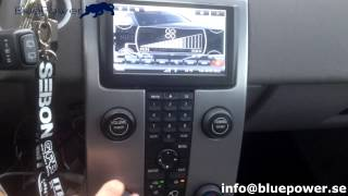 getlinkyoutube.com-Volvo C30 S40 V50 C70 Headunit / Prototype