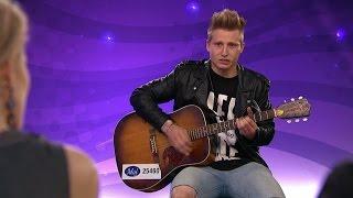 getlinkyoutube.com-Axel Schylströms trendiga röst ger honom en guldbiljett - Idol Sverige (TV4)