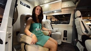 getlinkyoutube.com-2015 Airstream Interstate Lounge ~ Full Tour & Review