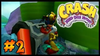 Crash Bandicoot: Mind Over Mutant Playthrough Part 2: Coco's Bandiade Boss Battle
