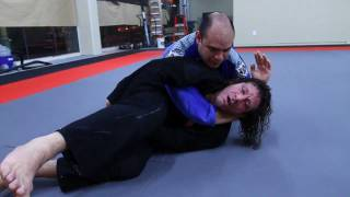 getlinkyoutube.com-Kurt Osiander Move of the Week - Arm Triangle Defense