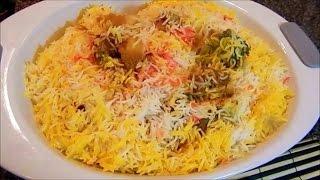 Dilnasheen Mutton Biryani Eid al-Adha Special Recipe