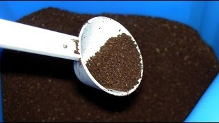 getlinkyoutube.com-Day 1: Get hair less body using coffee and baking soda!