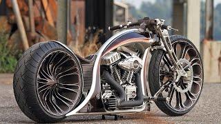 getlinkyoutube.com-Thunderbike Unbreakable - Custom Motorcycle Art