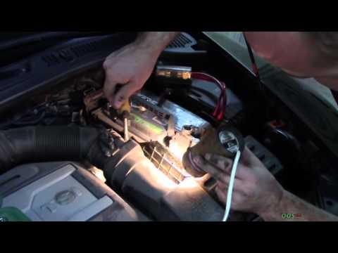 Где находится сальник коробки передач у Ауди RS 3