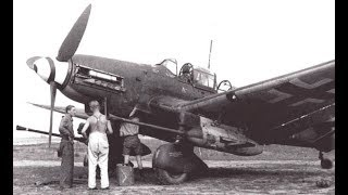 getlinkyoutube.com-Le Ju 87 Stuka, avion bombardier allemand - Documentaire aviation