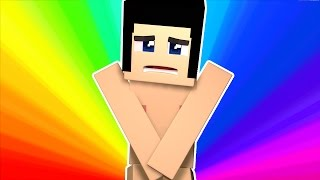 getlinkyoutube.com-STRIP NAKED IN PUBLIC?! | Minecraft Most Likely To