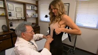 getlinkyoutube.com-Women Squeeze Into 'Corset Diet' for Extreme Weight Loss