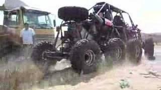 getlinkyoutube.com-Baruch 8x8 - first off-road test - dune