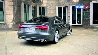 getlinkyoutube.com-Audi S8 facelift 2014 // АвтоВести 129