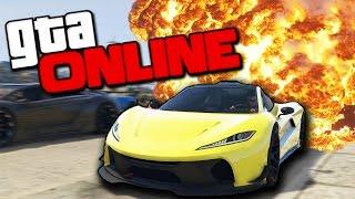 getlinkyoutube.com-GTA 5 Online (Гонки) - ЭКСТРА СКОРОСТЬ! #90