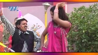 getlinkyoutube.com-अइहो जीजा जी - Holi Me Choli Bachai Ke | Geeta Rani | Bhojpuri Hot Holi Song
