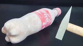 Science Experiment LIQUID NITROGEN vs COCA COLA