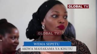 getlinkyoutube.com-Video: Wema Sepetu Akiwa Ndani ya Mahakama ya Kisutu Sakata la Madawa