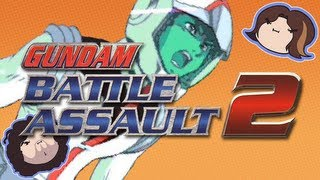 getlinkyoutube.com-Gundam: Battle Assault 2 - Game Grumps VS
