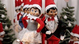 getlinkyoutube.com-Elf on the Shelf: North Pole Fashion Show
