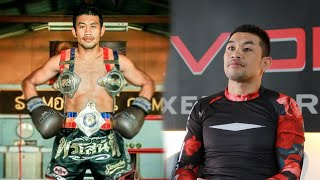 Pornsanae Sitmonchai | Interview With Evolve MMA Champions