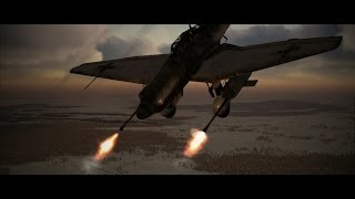 getlinkyoutube.com-IL-2 Sturmovik: Battle of Stalingrad - My world