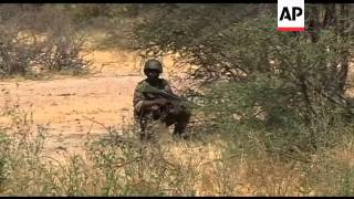 getlinkyoutube.com-FILE Kenyan troops in Somalia; al-Shabab says their presence prompted mall attack